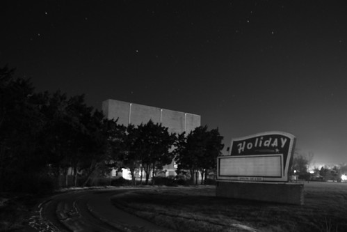Holiday Drive-In Theater