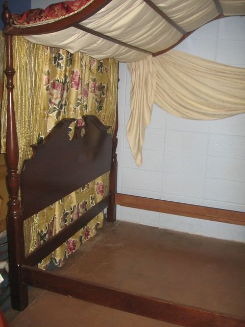 Flown Canopy Bed Headboard 2 See Our Ads On Craigslist