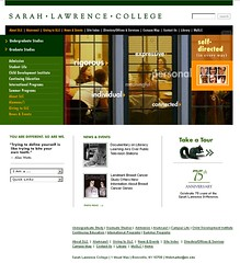 College Website (Education)