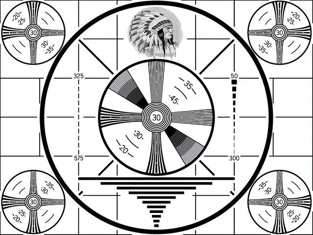 RCA Indian Head test pattern