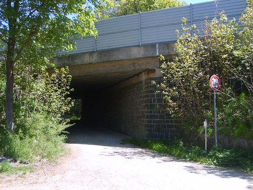 A9 Unterführung bei der Hohenofenmühle_014