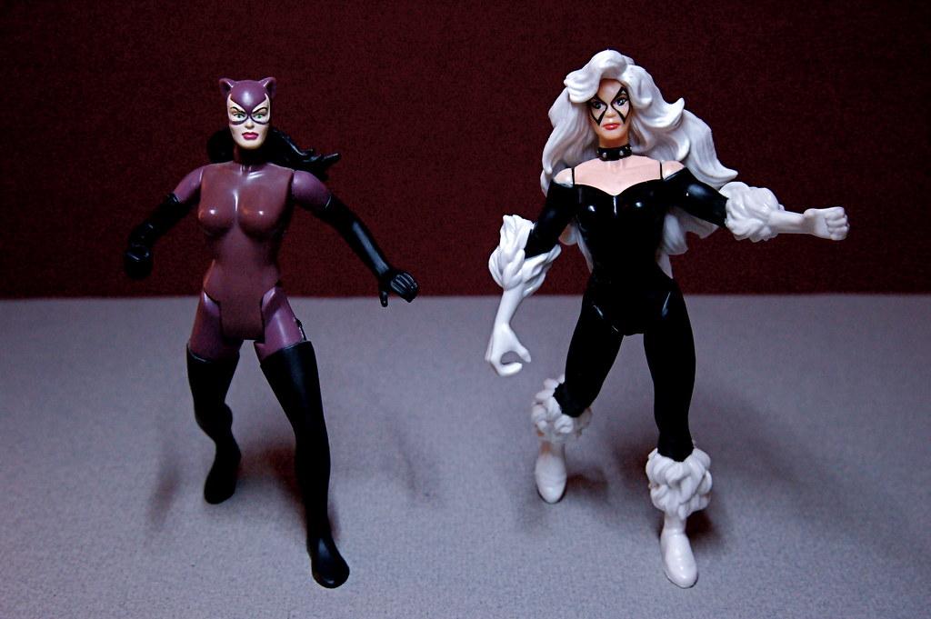 Catwoman vs. Black Cat (53/365)