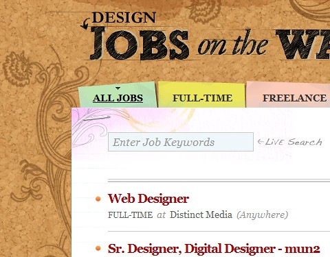 Great Web Designer