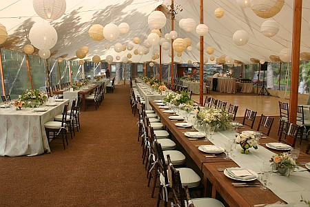 Tented Wedding Receptions A Gallery On Flickr
