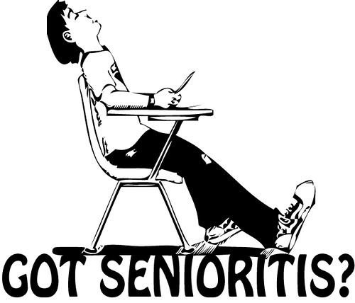 GOT-SENIORITIS