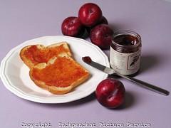 TS000465 - Plum Jelly on Toast