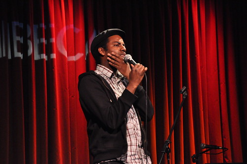 Baron Vaughn at 92YTribeca's Comedy Below Canal