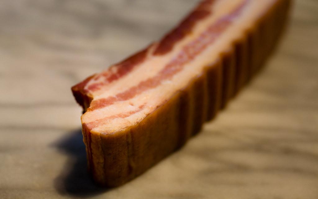 Paleo bacon