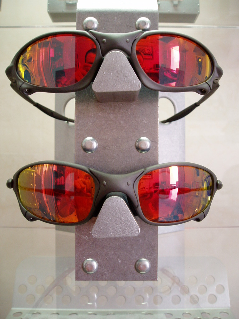 Oakley Penny 174 X Metal W Ruby Iridium Vs Juliet 174 X Metal W