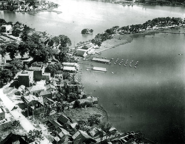 Grand Lac - Ha Noi West Lake, 1940's