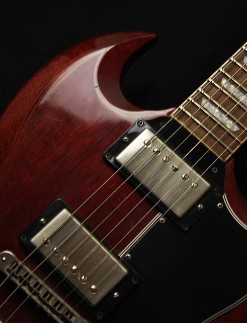 Photo:Gibson SG By John W. Tuggle