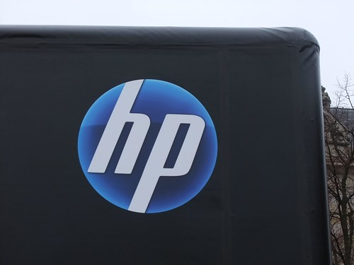 how HP got its green back