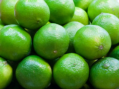 lemon-lime(0.0), plant(0.0), citrus(1.0), lemon(1.0), key lime(1.0), meyer lemon(1.0), persian lime(1.0), yuzu(1.0), green(1.0), produce(1.0), fruit(1.0), food(1.0), tangelo(1.0), sweet lemon(1.0), bitter orange(1.0), lime(1.0),