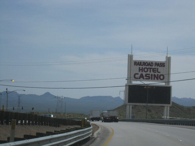 Railroad pass casino jobs
