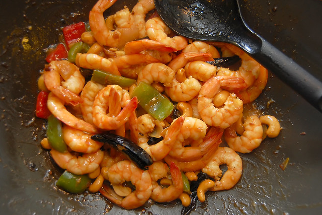 Kung Pao Shrimp with Cashews | From Food & Wine: www.foodand ...