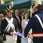 Ft McHenry honor guards - F. Eyre