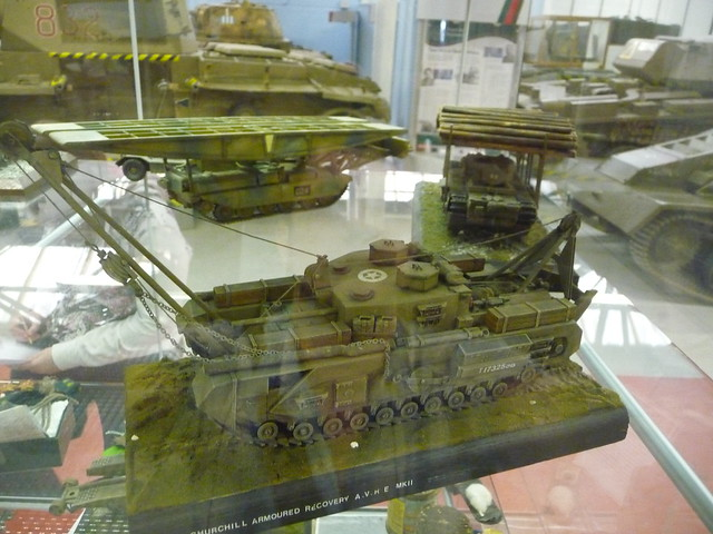 Model Tank Dioramas http://www.flickr.com/photos/simononly/4536590190/