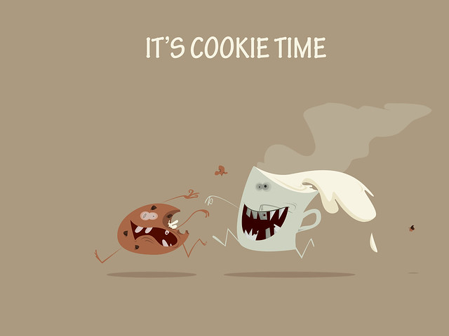 ScreenSaver It's cookie Time