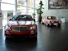 Amg factory visit april 20th 2010 forums for Beshoff mercedes benz