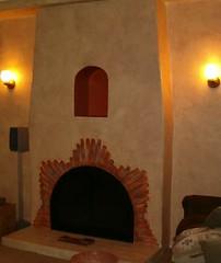 arch(1.0), masonry oven(1.0), fireplace(1.0), hearth(1.0),