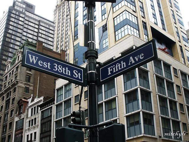 West 38th & 5th