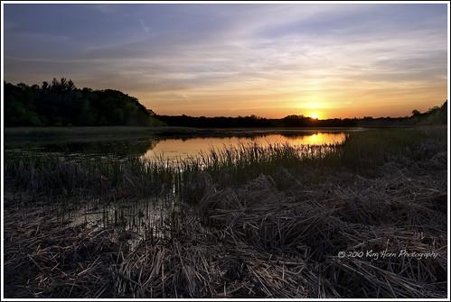 sunset lake water minnesota lakeelmo d3s