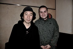 Me and Shinya
