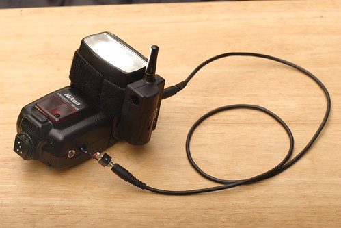 SB-25 3.5mm Sync Mod