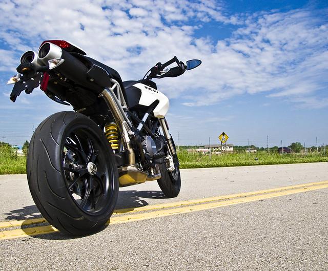 Ducati Off Road Tires