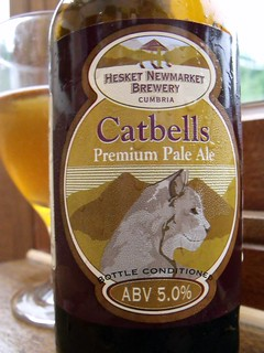 Hesket Newmarket Brewery, Catbells, England