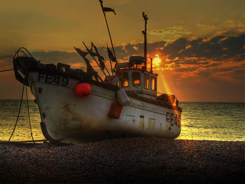 Dungeness boat 2