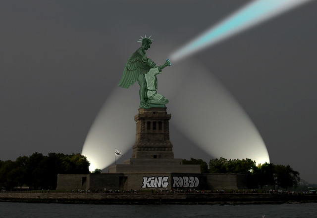 Turf Wars - King Robbo's American Dream