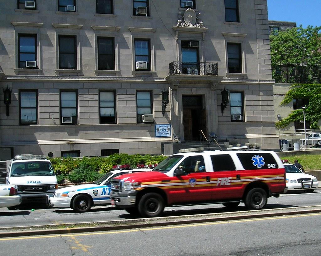 Police Precinct Staten Island