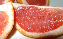 strawberries(0.0), strawberry(0.0), plant(0.0), produce(0.0), grapefruit(1.0), citrus(1.0), orange(1.0), blood orange(1.0), fruit(1.0), food(1.0),