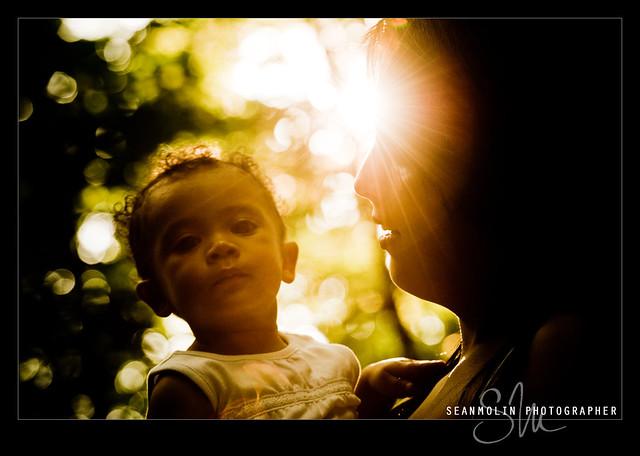 Meghan - Starburst Child