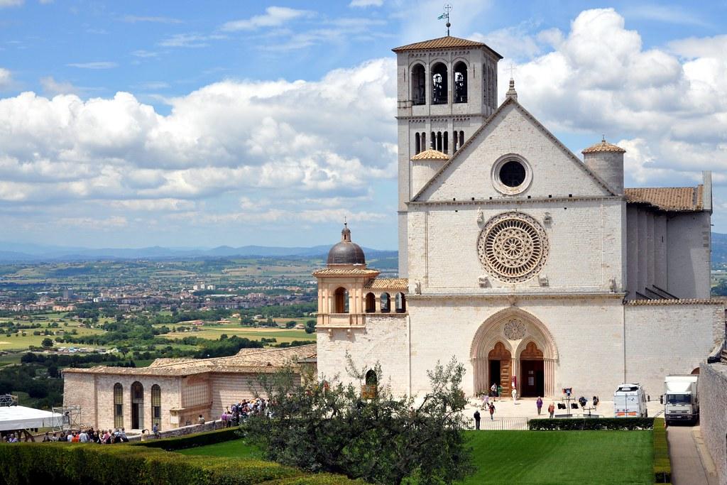 Basilica Papale di San Francesco d'Assisi