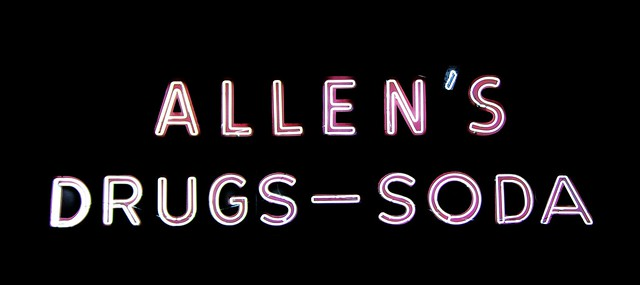 Header of Allen's