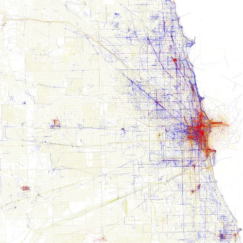 Locals and Tourists #6 (GTWA #11): Chicago