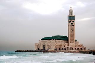Casablanca Mosque Hassan