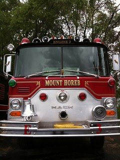 'Mount Horeb Fire Truck' by Marc Buehler