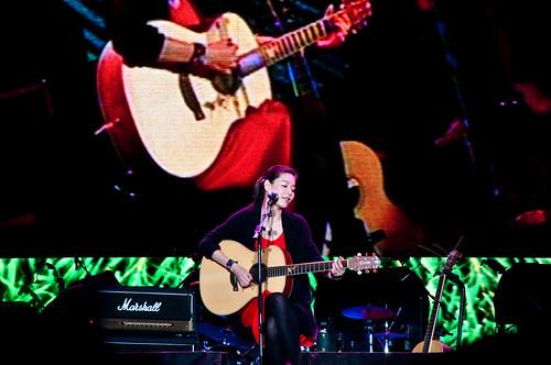 张悬@Green Now Concert