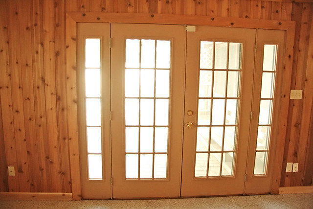French doors open to pool flickr photo sharing for French doors that both open