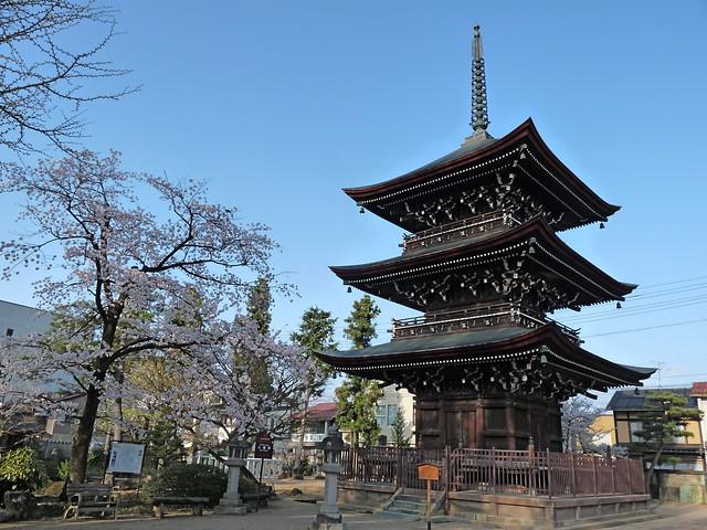 Hida-Kokubunji (飛騨国分寺), Takayama (高山)