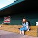 Me, in the Dugout by Harpo42