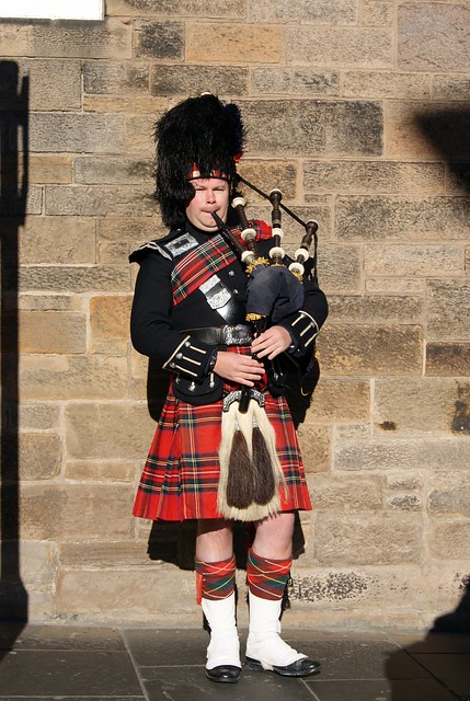 Mr Bagpipes