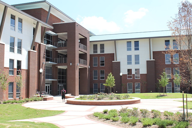 Mississippi State University campus construction - South ...