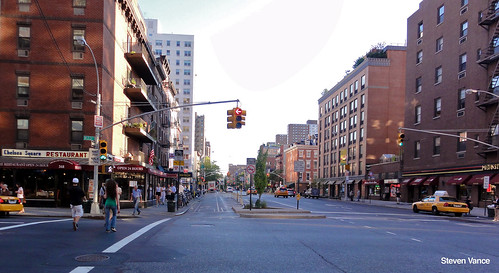 9th Avenue cycle track