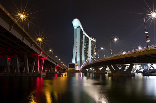 Pentax Outing Nov - Marina Bay Night