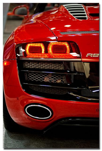Audi R8 Flickr Photo Sharing