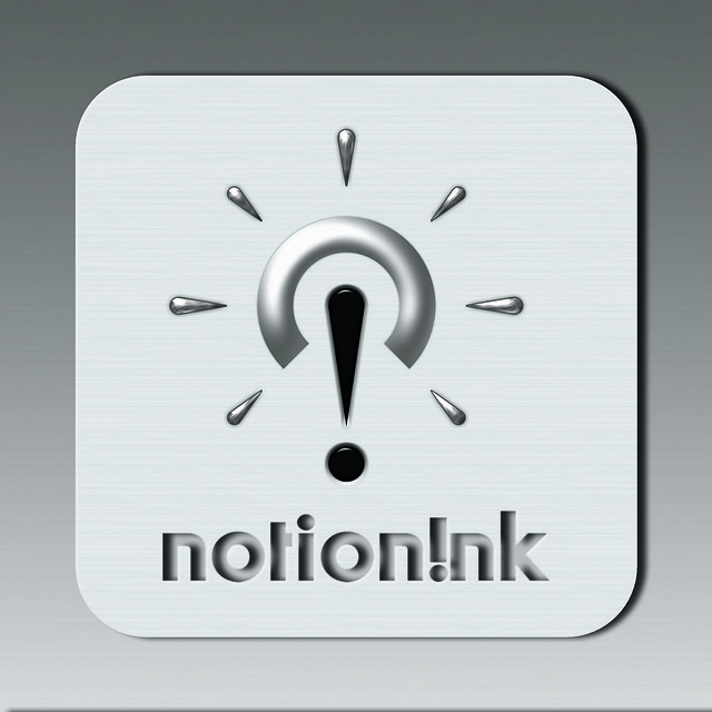 Kumar S' Notion Ink logo - revised